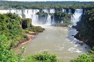 Iguazu Watterfalls