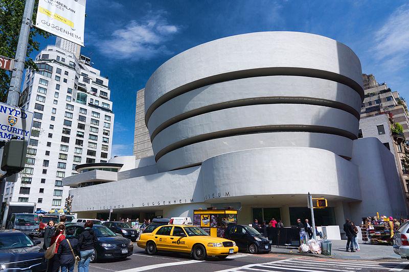 Guggenheim Museum - Wikipedia Foto