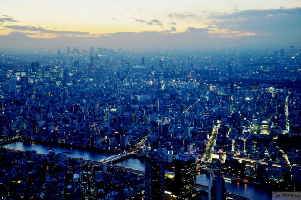 Tokio -Skyline