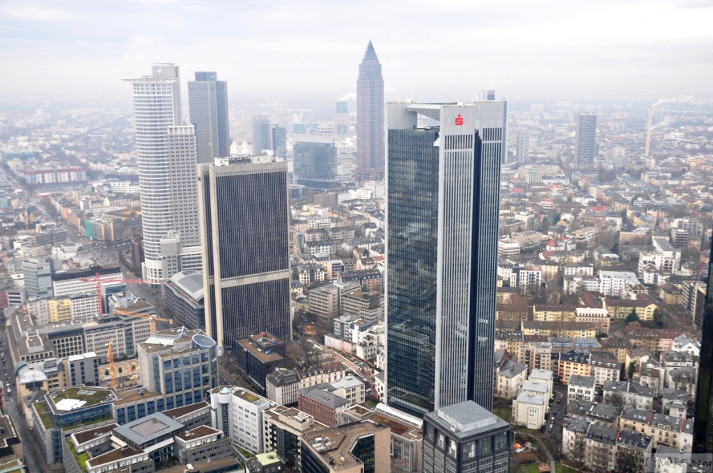 "Frankfurt - ""Mainhattan"""