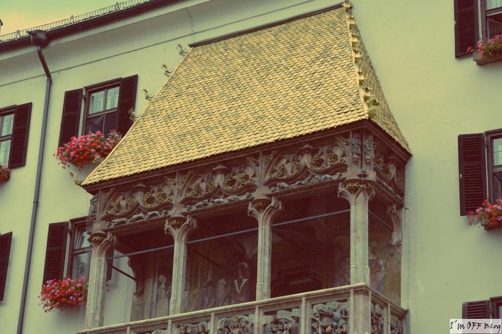 Goldenes Dachl- Zloty Dach