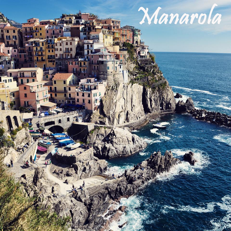 Szlak pomiędzy Corniglią i Manarolą jest dosyć wymagający