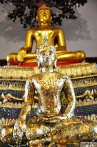 Budda Golden Mount