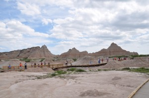 USA - NP - Badlands