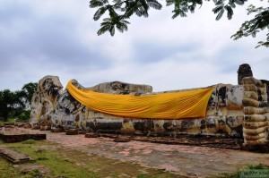Lezacy Budda Ayutthaya